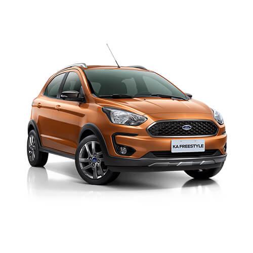 Ford Nuevo Ka Freestyle