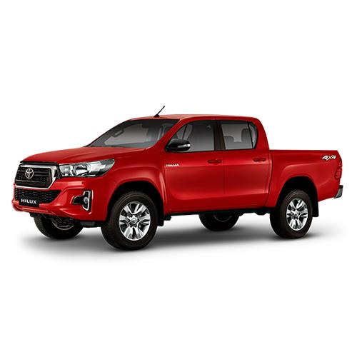 Toyota Nueva Hilux