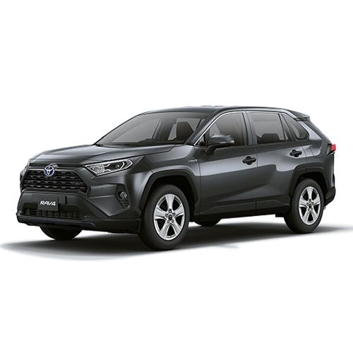 Toyota Nueva RAV 4