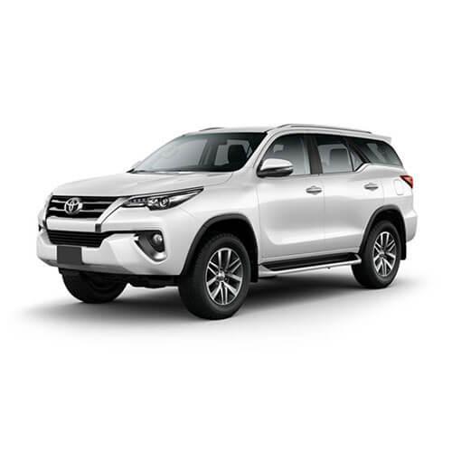 Toyota Nueva SW4