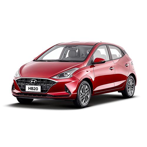 Hyundai HB20 Nova Geração 2021