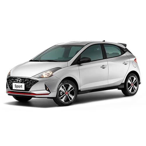 Hyundai HB20 Sport Nova Geração