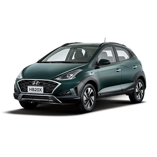 Hyundai HB20X Nova Geração 2021
