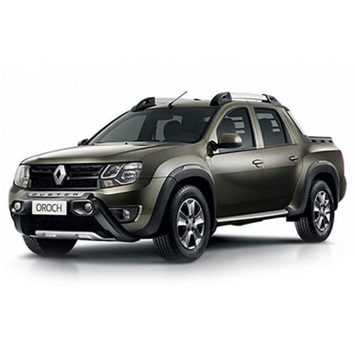 Renault Duster Oroch 2021